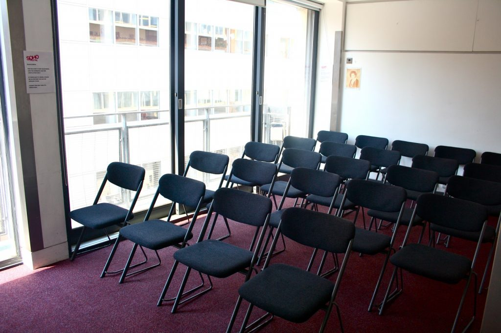 Soho Theatre Seminar Room