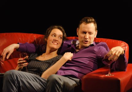 2014's production of The One. Support Soho Theatre.