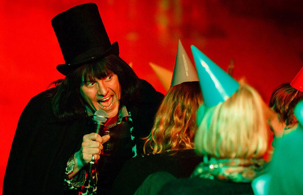 Monster Raving Loony Production Image Screaming Lord Sutch