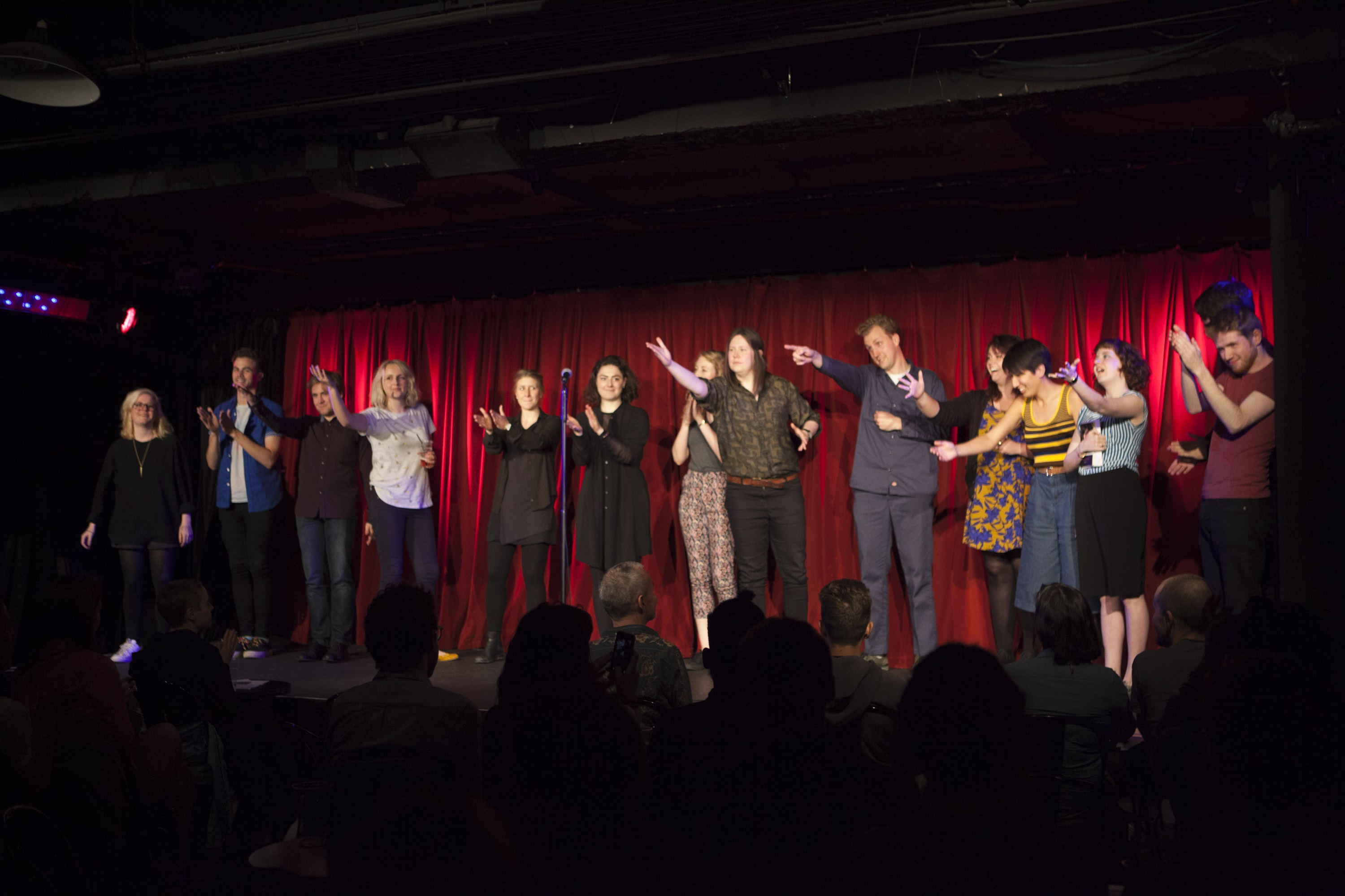 Comedy Lab Stand Up At Soho Theatre