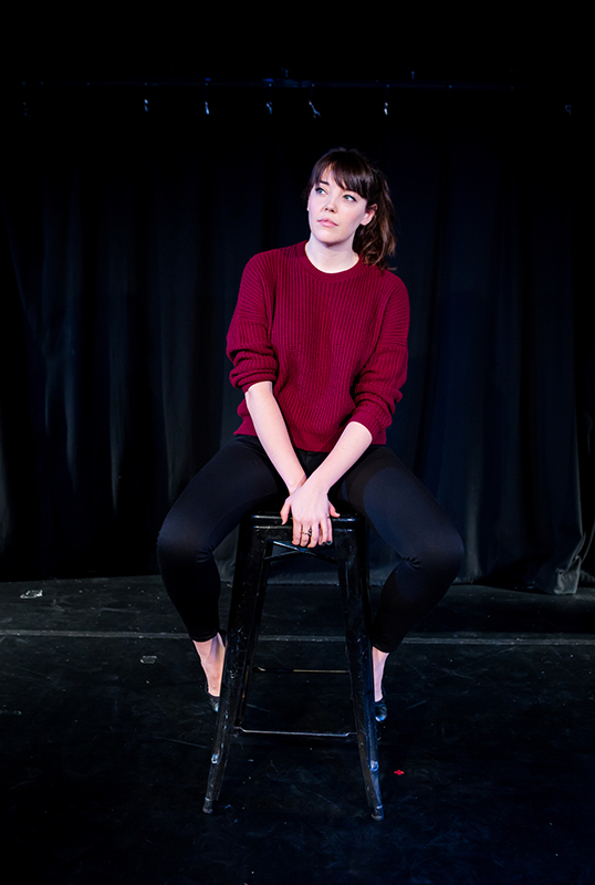 Fleabag Maddie Rice Production Image