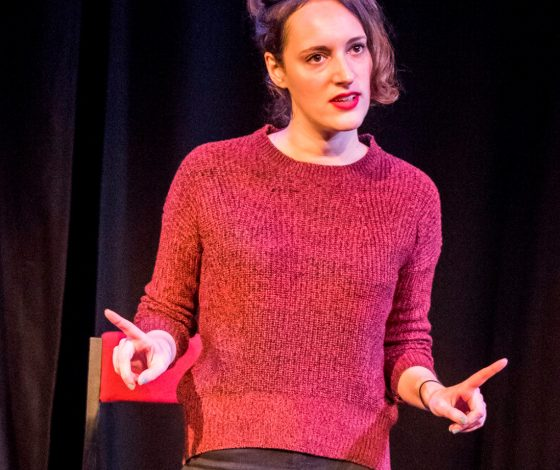 Fleabag Phoebe Waller Bridge Production Image
