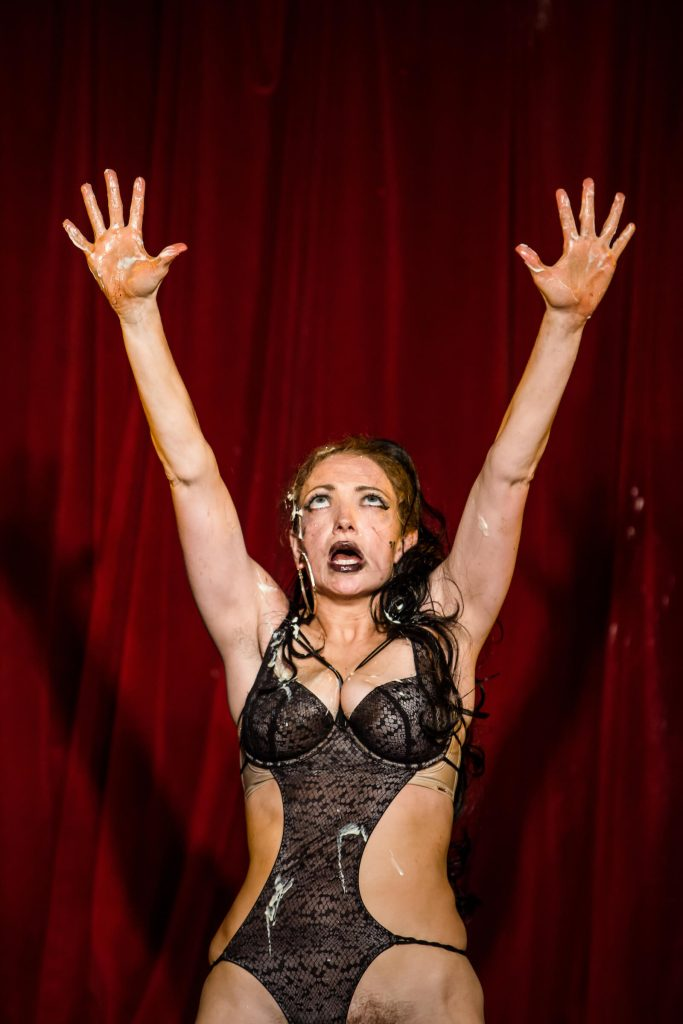 Lucy McCormick Triple Threat Production Shot (9)