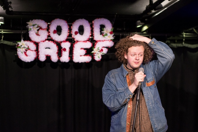 JACK ROOKE - GOOD GRIEF production shot 2