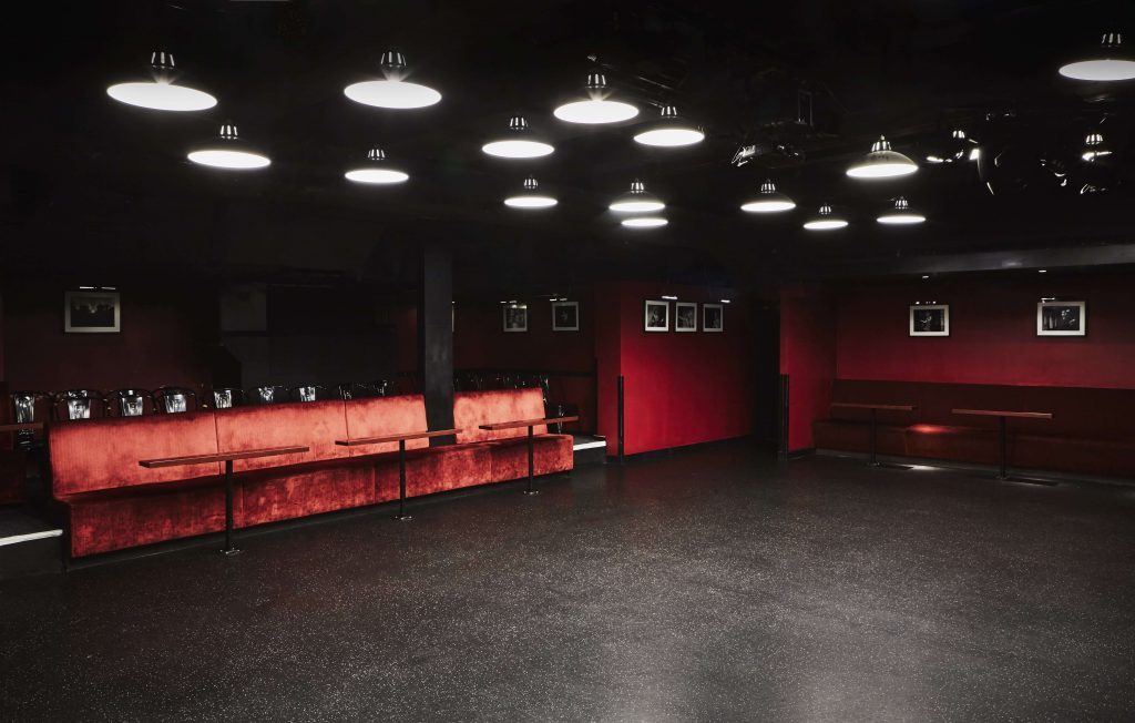 Soho Theatre Downstairs (1)