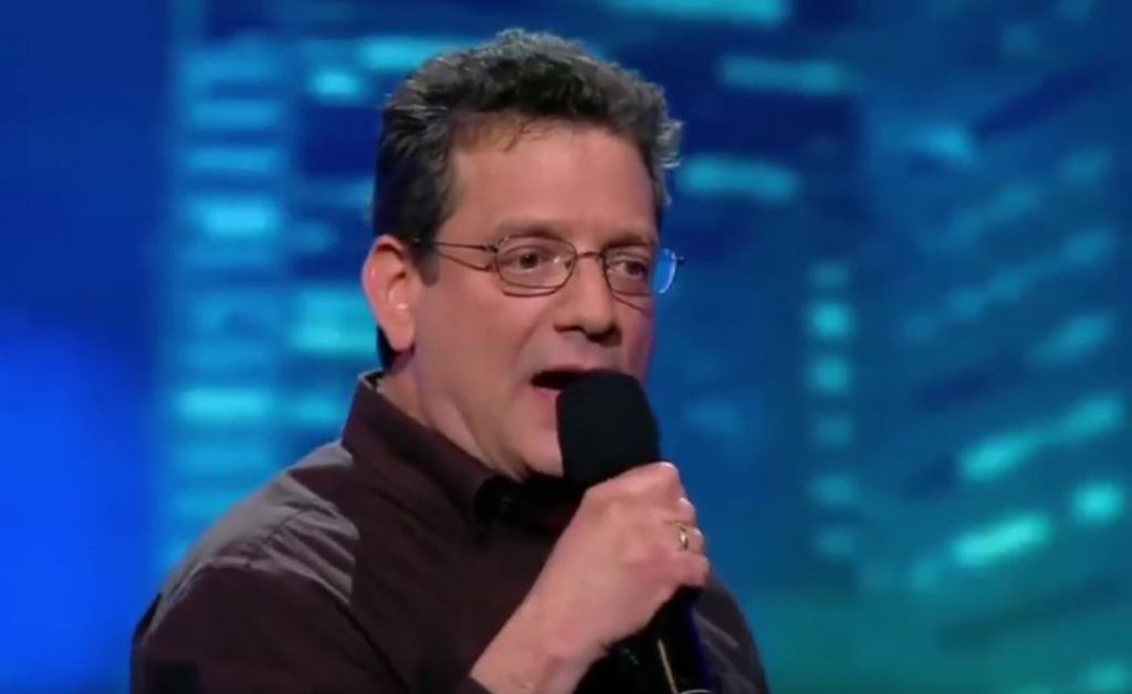 Andy Kindler trailer screengrab