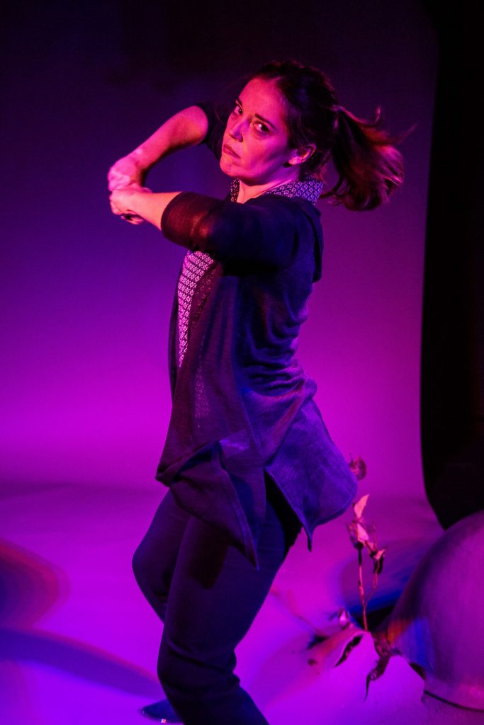 Pickle Jar, Soho Theatre - Maddie Rice (Courtesy of Ali Wright) (3)