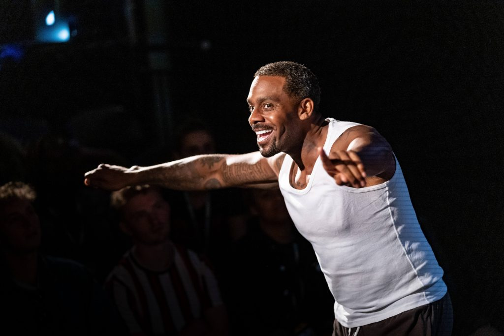 Typical starring Richard Blackwood, Ryan Calais Cameron (5)