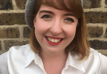 New Literary Manager, Gillian Greer