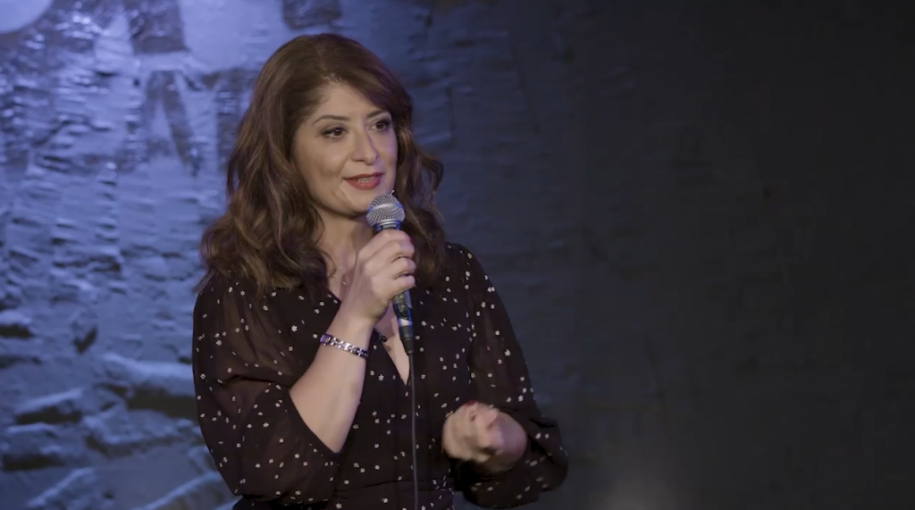 Shappi Khorsandi ST On Demand