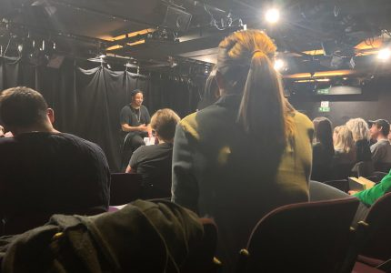 Soho Theatre Online Comedy Taster Sessions