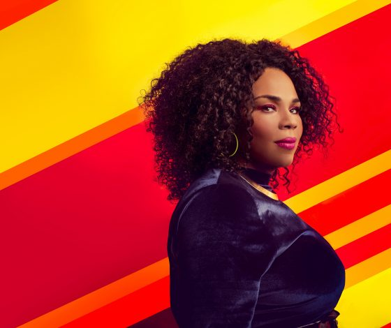 publicity image for Desiree Burch in the comedy show Unf*ckable
