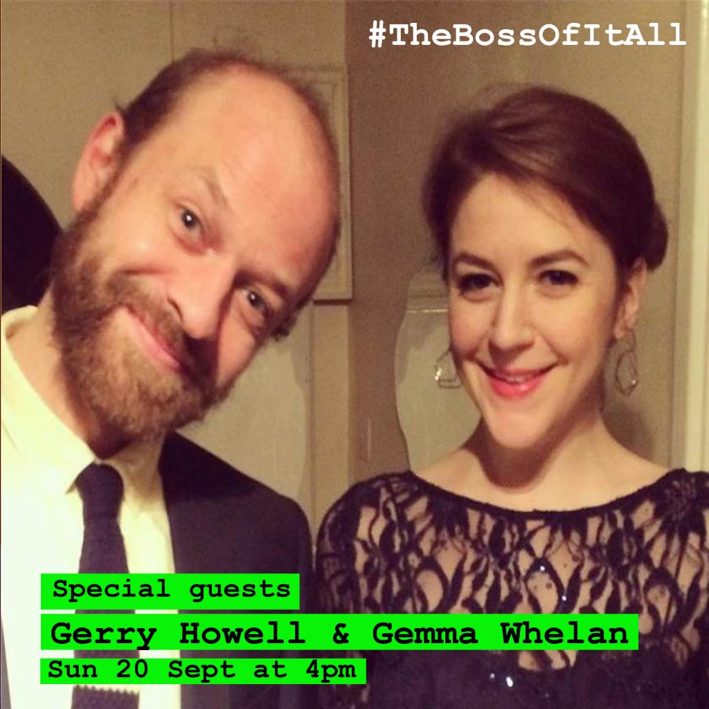 Gerry Howell_Gemma Whelan_special guests