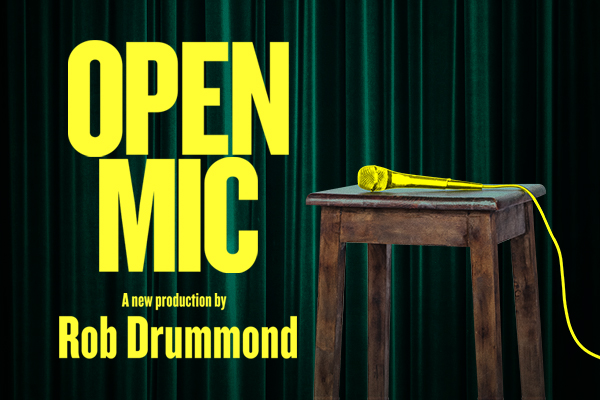 Open Mic Ticket image