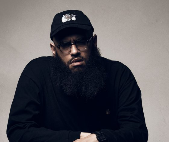 publicity image of Jamali Maddix in the comedy show Work in Progress